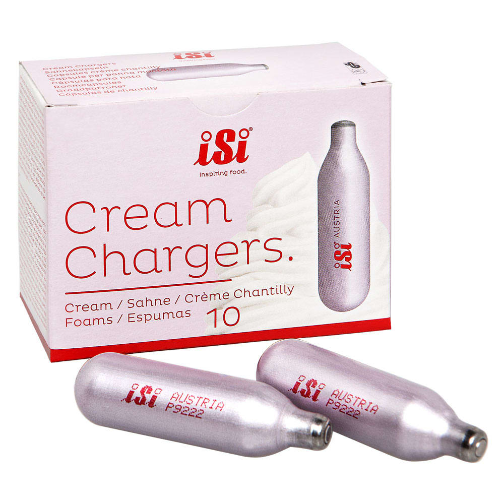 What are the Best Cream Chargers?