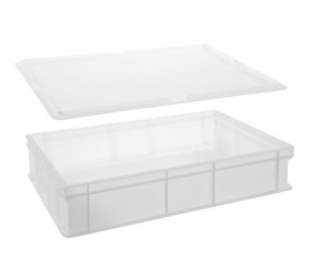 Pizza Dough Box For Proofing Pizza Dough - Cloverleaf Distribution