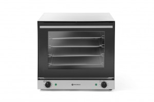 Convection Oven H90 | Stainless Steel - Cloverleaf Distribution