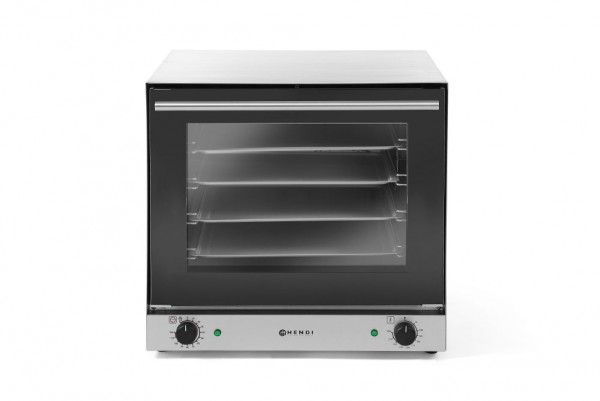 Convection Oven H90   Stainless Steel - Cloverleaf Distribution