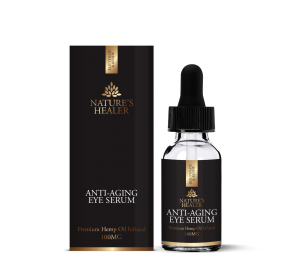 Hemp Infused Anti-Aging Eye Serum